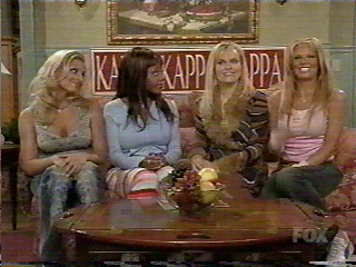 Photos: Trish guest stars on MADtv