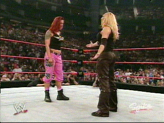 The history of Trish Stratus & Lita in pictures