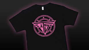 Wonder Stratus Limited Edition Pink T-Shirt