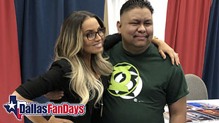 Photos: Trish at Dallas Fan Days