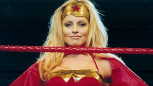 Trish is Wonder Stratus