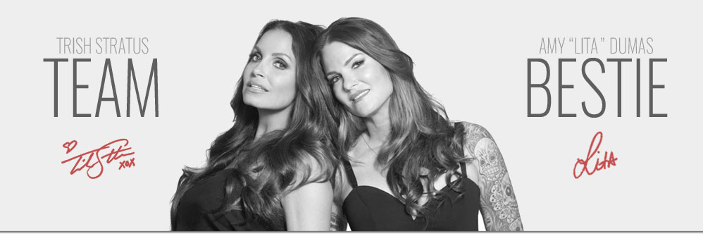 Team Bestie | Trish Stratus and Lita