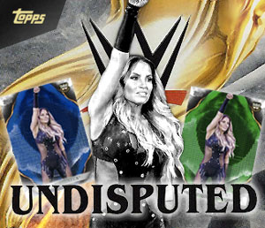 Trish returns to Topps WWE Undisputed